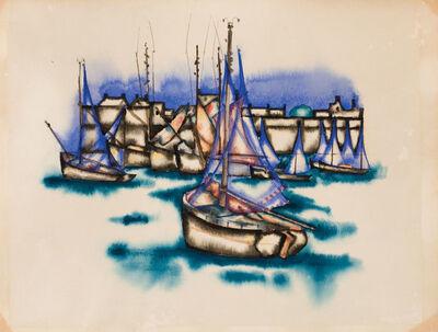David Kakabadze, 'Bretagne', 1921