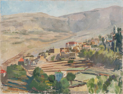 Saliba Douaihy, 'The Steppes of Lebanon'