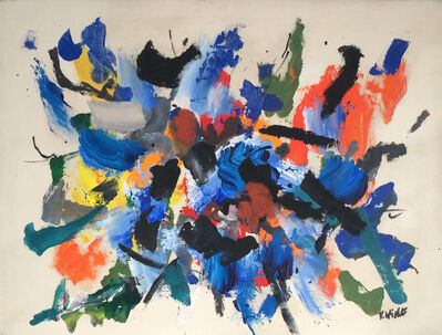 John Von Wicht, 'Untitled'