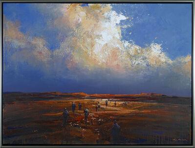 Mel Brigg, 'Desert Crossing', 2018