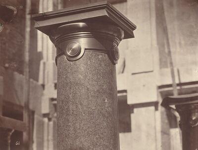 Louis-Emile Durandelle, 'Rostral Column', 1868