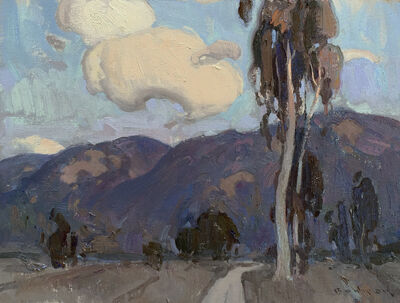 Eric Bowman, 'California Landscape'