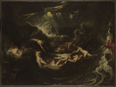 Peter Paul Rubens, 'Hero and Leander', ca. 1604