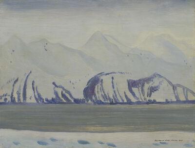 Rockwell Kent, 'Alaska', 1919