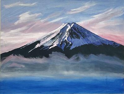Rudy Shepherd, 'Mount Fuji, Holy Mountain Series ', 2020