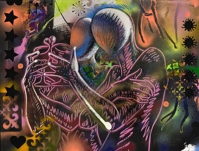 Mark Kostabi, 'Supreme Ecstasy', 2016