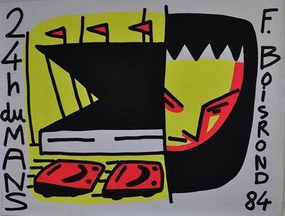 François Boisrond, '24h DU MANS', 1984
