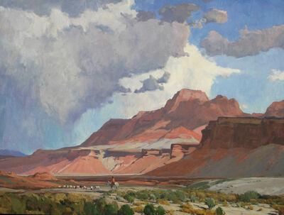 G. Russell Case, 'Navajo Skies', 2017