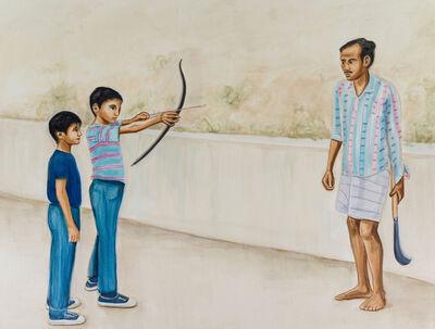 Matthew Krishanu, 'Weapons', 2018