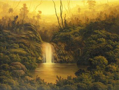 "Alberto Hernández Reyes, 'Cascara ""Waterfall""', 2016"