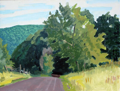 Richard Kirk Mills, 'Further Up Reinertsen Hill Rd.', 2018
