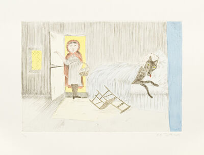 Kiki Smith, 'Homecoming', 2008