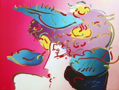 Peter Max, 'FLOWER SPECTRUM', 1990