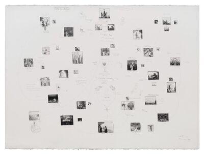 Dan Attoe, 'Accretion Drawing XIII', 2007