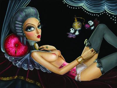 Leila Ataya, 'Intermission'