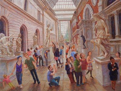 John Alexander Parks, 'Metropolitan Museum', 2014