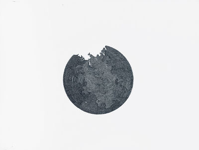 Waqas Khan, 'The Gibbous Moon II', 2020