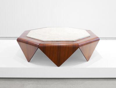 "Jorge Zalszupin, '""Petalas"" Rosewood Coffee Table', 1960-1969"