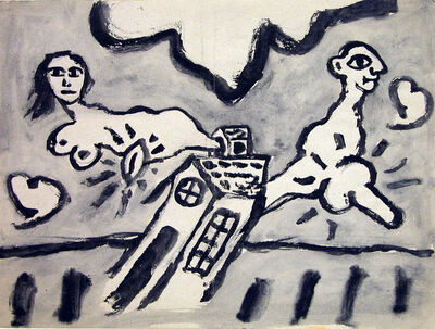 Victor Mira, 'Untitled', Circa 1985