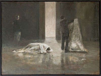 Goran Djurovic, 'The Veil', 2015