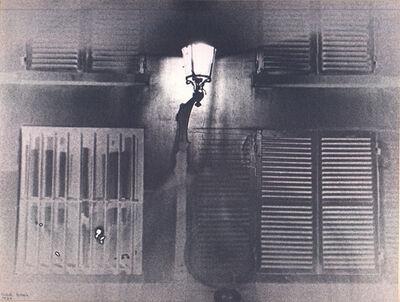 Ilse Bing, 'Bec de Gaz, Paris, 1934', 1934