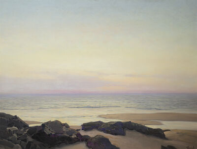 Frederick Judd Waugh, 'On the Gloaming', Date unknown
