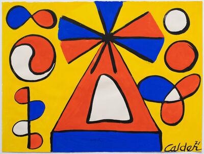 Alexander Calder, 'Windmill', 1971