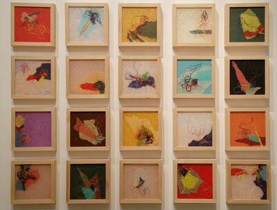 Inkyo Back, 'M.E.S.M.E.R.I.Z.E . (installation of 20 works)', 2014