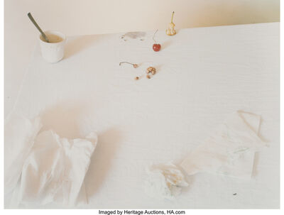 Laura Letinsky, 'Untitled from the Morning and Melencholia', 2001