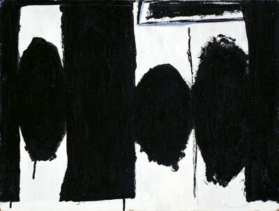 Robert Motherwell, 'At Five in the Afternoon', 1948 -1949