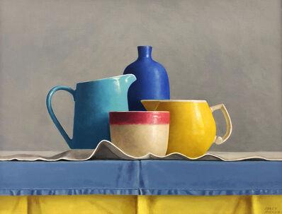 Janet Rickus, 'Roselawn Drive Custard Cup ', 2019