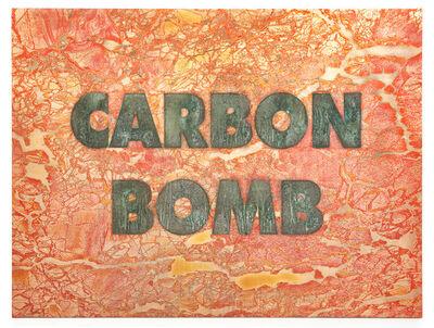 Justin Brice Guariglia, 'Carbon Bomb', 2019