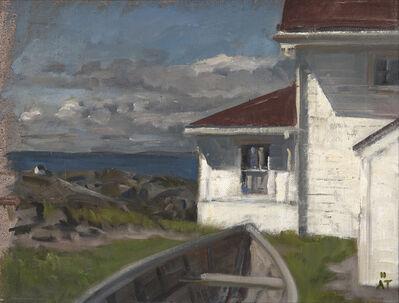 Alexandra Tyng, 'Mañana View from Monhegan Light', 2011
