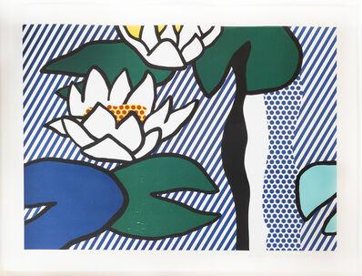 Roy Lichtenstein, 'Les Nymphéas', 1993