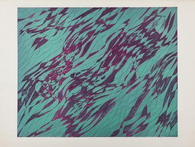 Stanley William Hayter, 'Swimmers (Black and Moorhead 344)', 1970