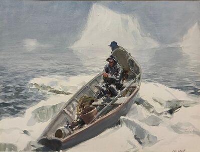 John Whorf, 'Frozen In', ca. 1930-40