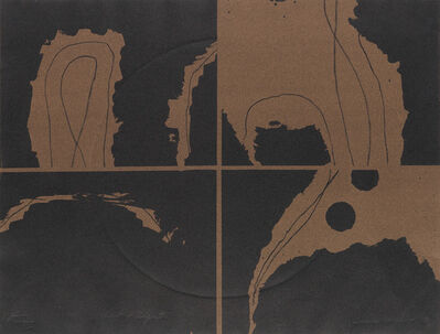 Louise Nevelson, 'Dusk in August', 1967