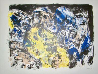 Asger Jorn, 'Berghauptwerk', 1968