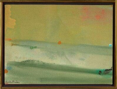 Helen Frankenthaler, 'Untitled, July, 1975', 1975