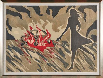Richard Bosman, 'Car Crash', 1982