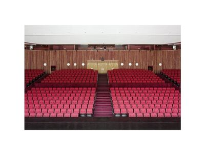 Candida Höfer, 'Auditório / Auditorium Ibirapuera São Paulo II', 2012