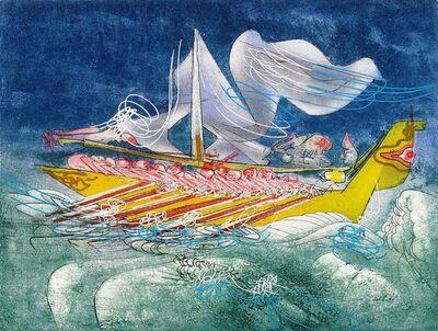 Roberto Matta, 'Hom'mere #8', 1975