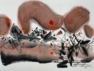 Chu Teh-Chun, 'Untitled ', 1997