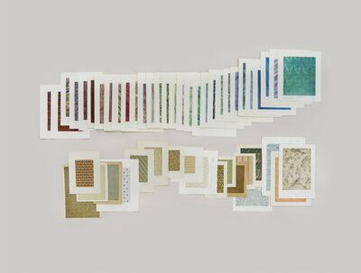 Taryn Simon, 'Folder: Paper — Endpapers', 2012