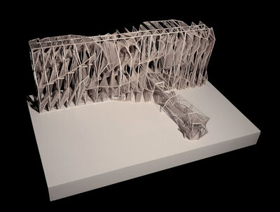 Oyler Wu Collaborative, 'Screenplay Architectural Model', 2010-2012
