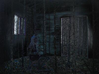 René Holm, 'Darkness', 2018