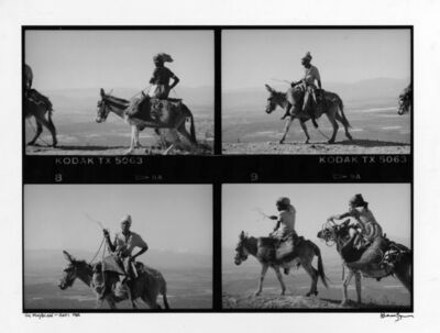 Danny Lyon, 'For Muybridge, Haiti', 1986