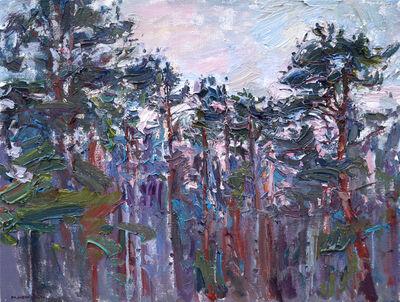 Antonin Passemard, 'Evening Through the Trees', 21st Century