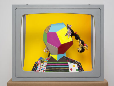 Derrick Adams, 'Boxhead #4', 2014