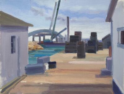 John Goodrich, 'Beal's Wharf', 2019-2020